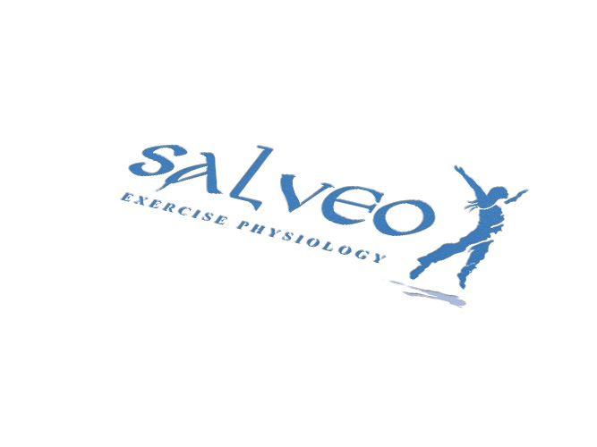 Salveo Exercise Physiology Logo Design