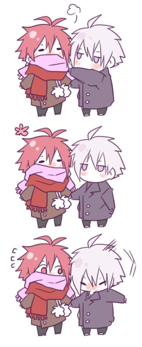 Idolish7 Riku and Tenn pt2