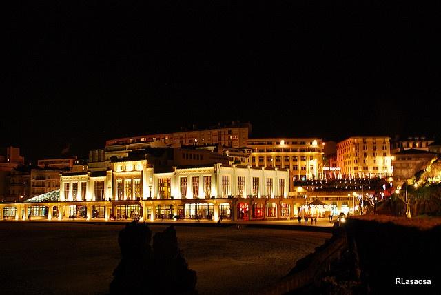 Casino de Biarritz by RLasaosa, via Flickr