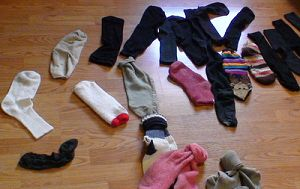 7 Strategies for Avoiding the Heartbreak of the Single Socks!