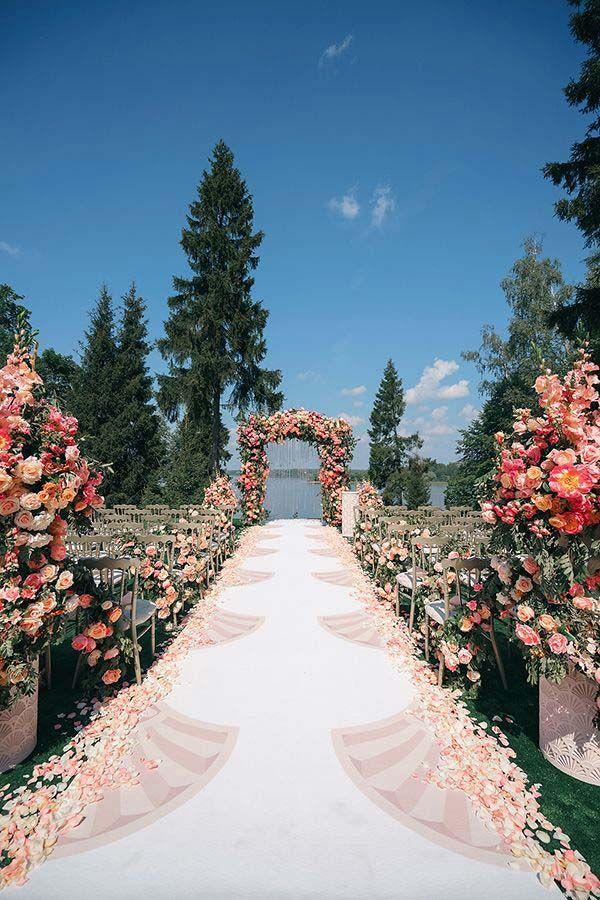 Altar Montado De Frente Para O Lago Represa Com Imagens