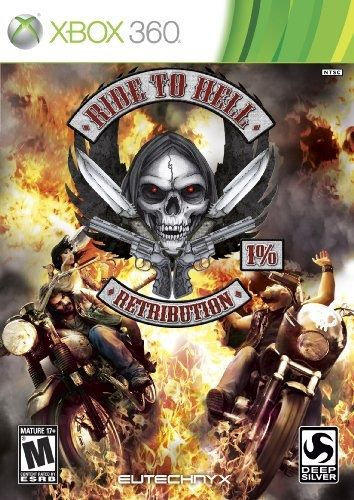 Ride to Hell Retribution.  Such a bad game, I couldn't resist picking it up for $10 new for the laughs.