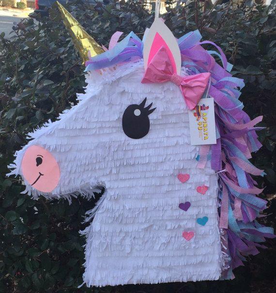 Piñata de unicornio Emoticon