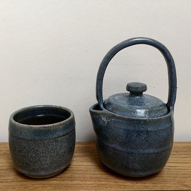#teapot #teacup #tea #clay #ceramics #craftsman #craft #pottery #handmade #handmadeceramic #London