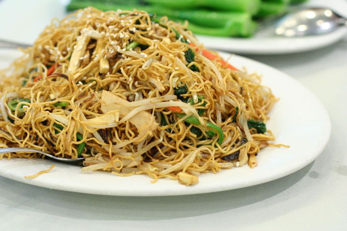 chinese food | Cooking Guide 101: Traditional Chinese Food - Chow Mein