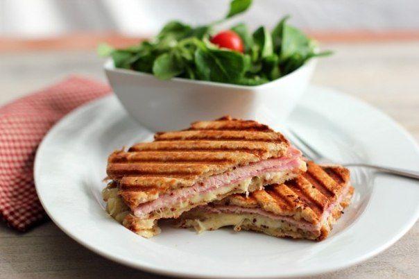 Итальянские бутерброды - панини