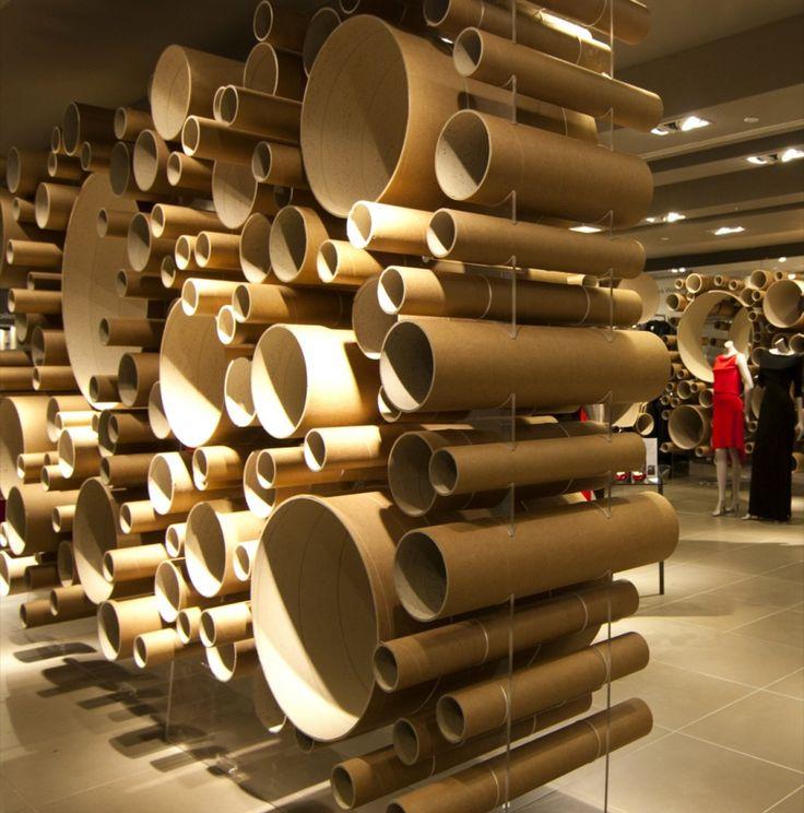 this wall i would like  - Fashion Pavilion / John Lewis & Grimshaw Architects (9)