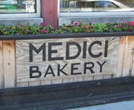 Medici Bakery in Hyde Park