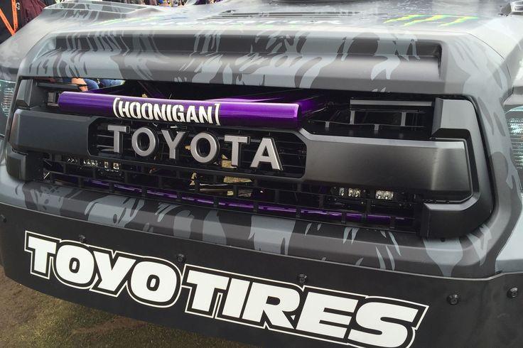 UPATED! More Photos - Toyota Signs Legendary Racer B.J. Baldwin