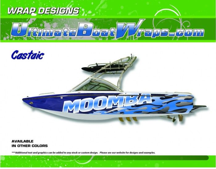 before and after pictures of boat wraps design concept ideas custom designs - Boat Graphics Designs Ideas