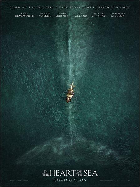 Im Herzen der See : Kinoposter