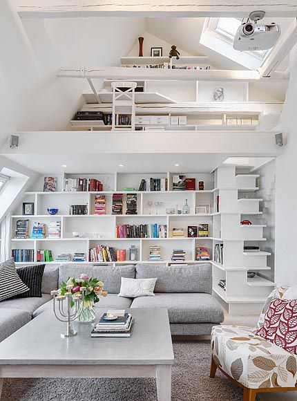Country Contemporary Interiors in Stockholm, Sweden | Modern Interiors
