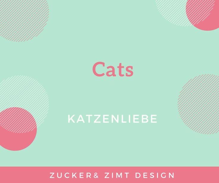 Tolle Pins für Katzenliebhaber