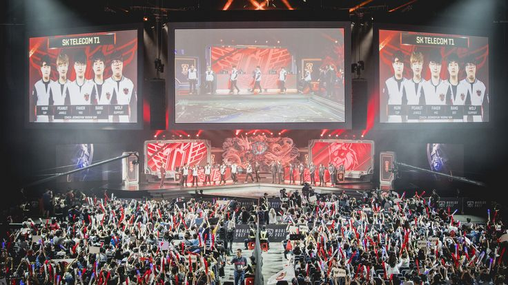 "Riot Games Esports Exec on LoL Worlds: ""Keeps Getting Better"" http://fortune.com/2017/10/20/riot-games-esports-lol-world-championship/ #games #LeagueOfLegends #esports #lol #riot #Worlds #gaming"