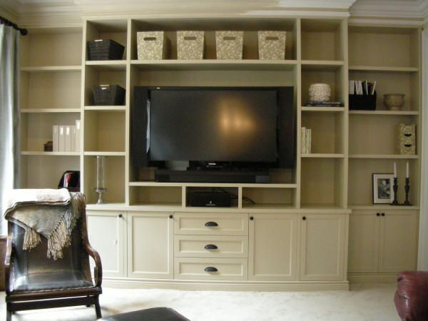 rooms with built in shelves for tv builtin unit and fireplace surround