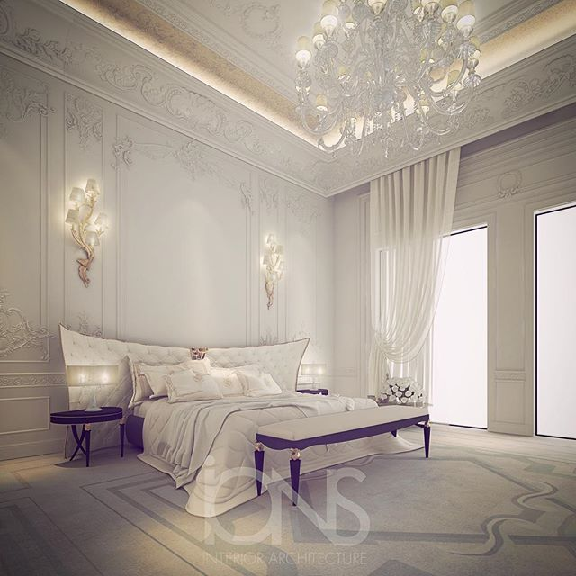 master bedroom design private villa dubai uae bedroom designs by ions design dubai uae pinterest dubai design and bedroom designs - Luxurious Bed Designs