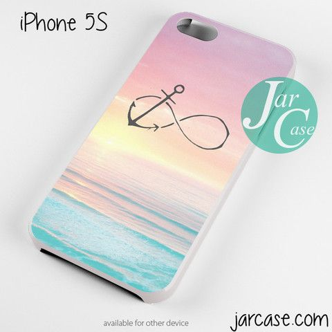 infinity anchor Phone case for iPhone 4/4s/5/5c/5s/6/6 plus