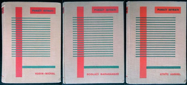 czech avant-garde books cover Ladislav Sutnar