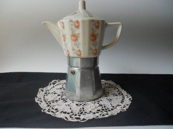Coffe maker/ Italian coffe maker/Vintage coffee by 61Sideways