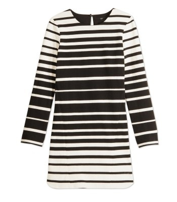 Tibi Variegated Stripe Dress - Available now on #ShopBAZAAR    #GetGraphic