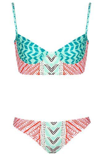 NEEEEED. Mara Hoffman Luau Cami Bikini, $234, available at Les Nouvelles   Refinery29