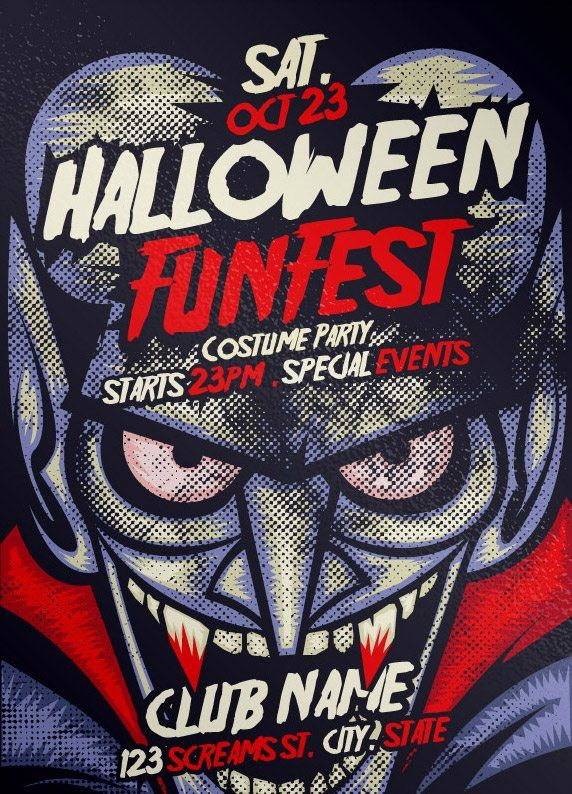 11 best Halloween Ideas images on Pinterest Halloween prop - zombie flyer template