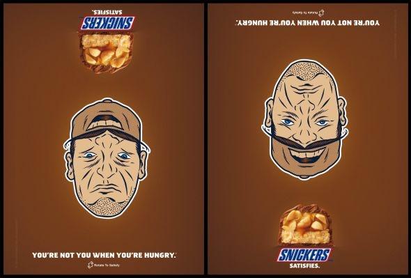Snickers al vesre