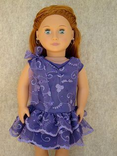 american girl doll free sewing pattern | Wren*Feathers