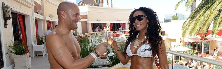 6 PARTY PHOTOS: Mel B Celebrates Her 38th Birthday With Husband Stephen Belafonte In Las Vegas