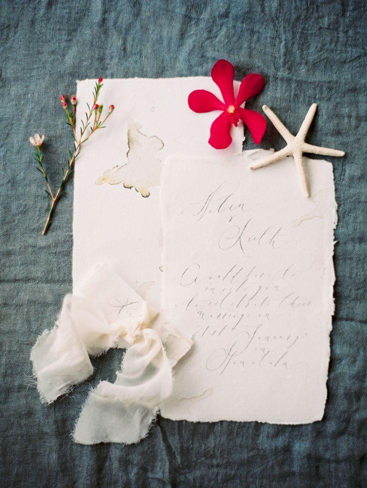 Ethereal + Elegant Coastal Bridal Session. Seaside WeddingHawaii ...