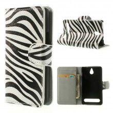 Forro Book Sony Xperia E1 Design Naturaleza Zebra 1 $ 29.100,00