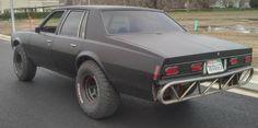 1977 Chevrolet Caprice Prerunner Off Road