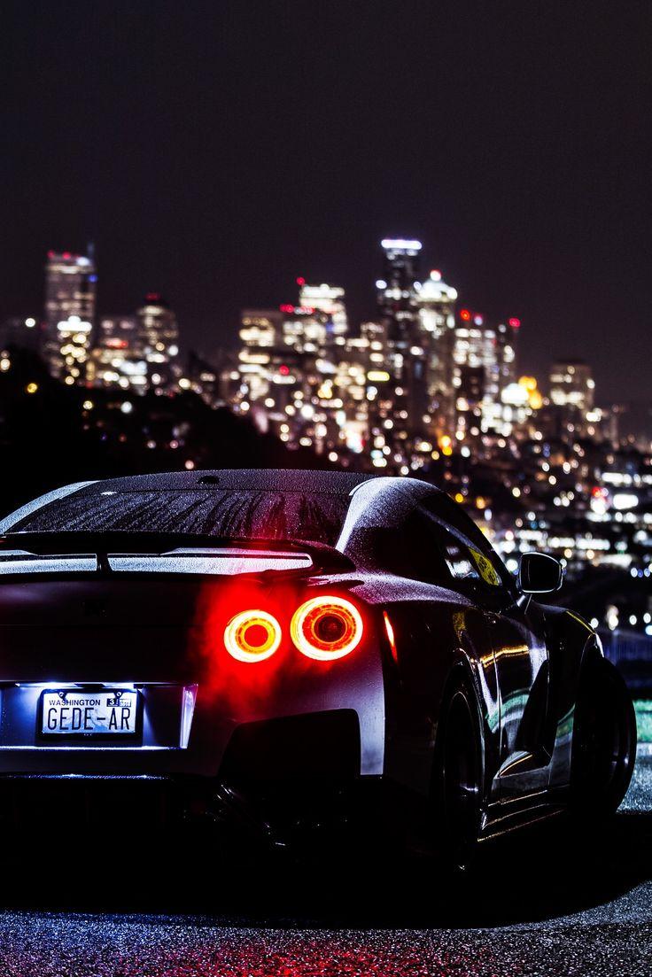 Nissan skyline gtr r35 gtr