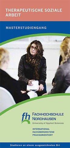 FH Nordhausen Therapeutische Soziale Arbeit (ohne Studiengebühren)