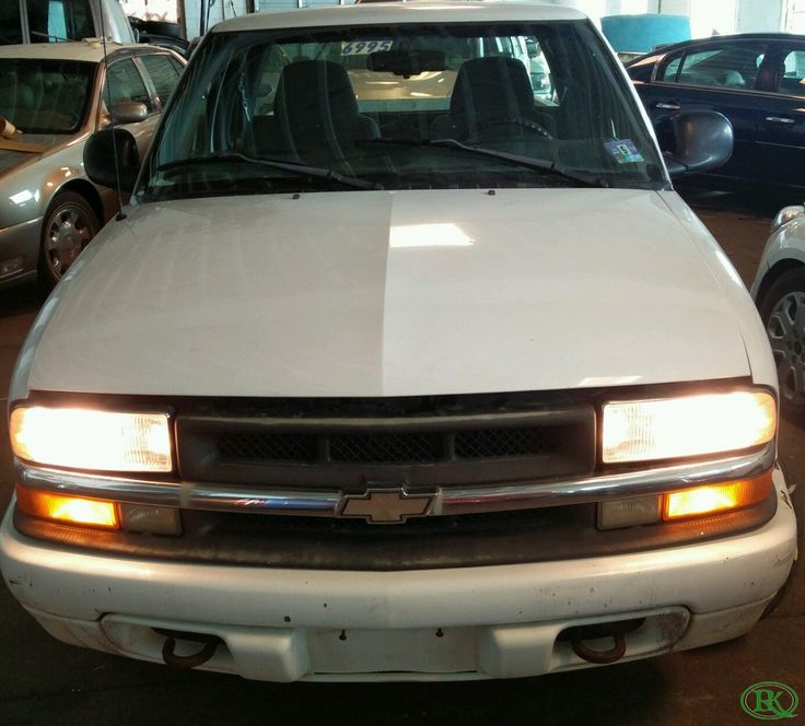 This 1998 #Chevy_S10 4X4 #Extended_Cab might #look a bit old, but it #drives_great. A perfect #truck for a perfect #buyer. It's very #comfortable, it just #needs a little investment for a #cosmetic_update, after that it'll not just #drive easy but also will #look like new. The truck is really #cheap, but that is just another plus of it!