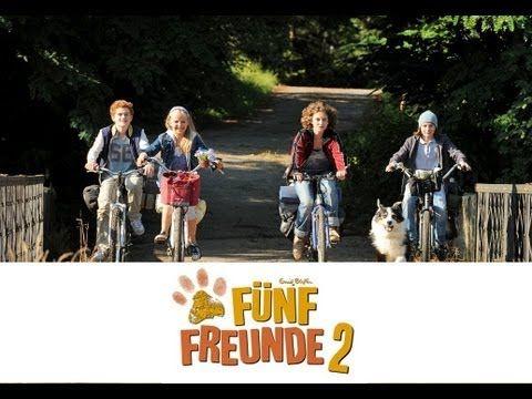 FÜNF FREUNDE 2 - Teaser Trailer HD 2013