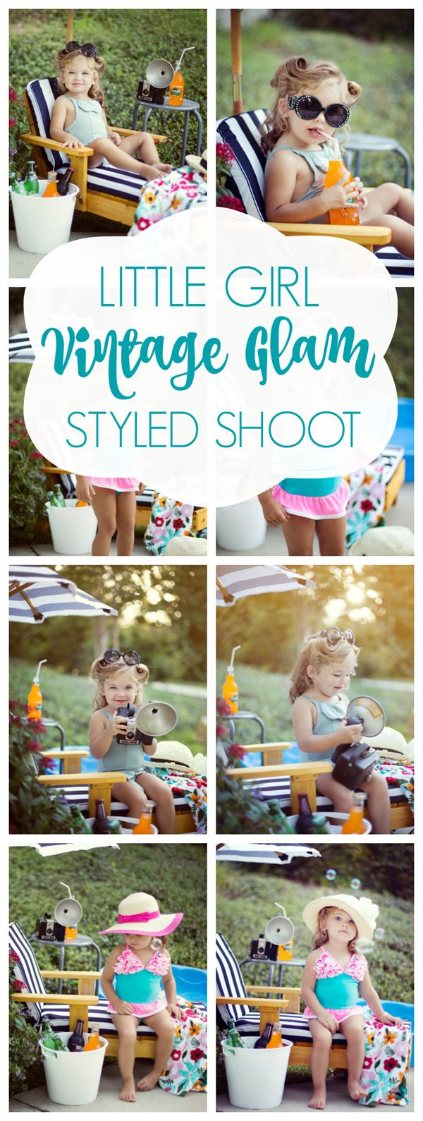 Retro Summer Styled Shoot   Pretty My Party