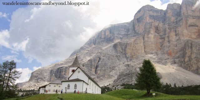 La Crusc/Santa Croce - Val Badia