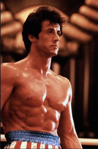 "Sylvester Stallone Workout Rocky's physique was born way back when Sylvester Stallone won the Oscar for ""Best Picture"" way back in 1976. Yet, Sylvester Stallone is still going strong. Sylvester Stallone Rocky Workout The Sylvester Stallone Rocky workout changed from movie to movie. When he looked leaner, like in Rocky 3, he used metabolic conditioning …"