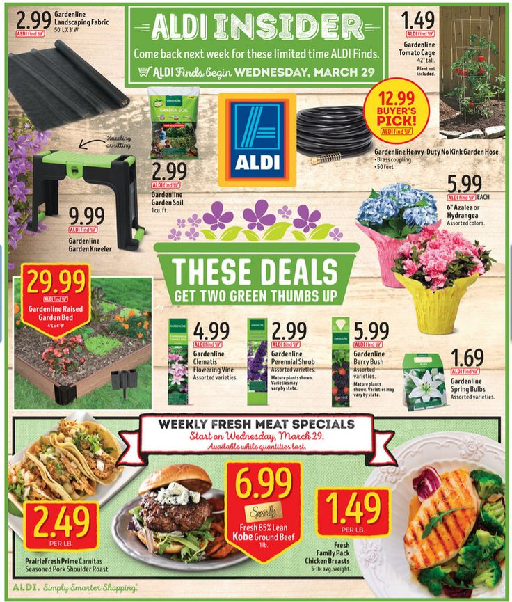 Aldi In Store Ad March 29, 2017 - http://www.olcatalog.com/grocery/aldi-weekly-ad.html