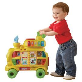 Buy Vtech Baby Push And Ride Alphabet Train From Our Baby