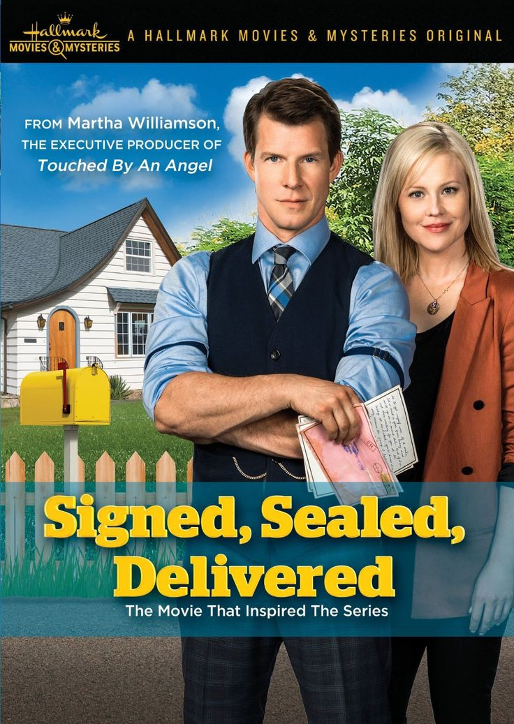 Checkout the movie Signed, Sealed, Delivered – The Movie on Christian Film Database: http://www.christianfilmdatabase.com/review/signed-sealed-delivered-the-movie/