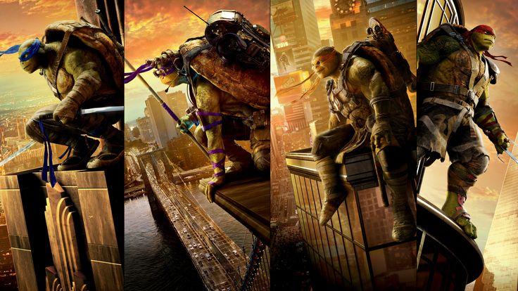 Teenage Mutant Ninja Turtles Out of the Shadows Movie - This HD Teenage Mutant Ninja Turtles Out of the Shadows Movie wallpaper is based on Teenage Mutant Ninja Turtles: Out of the Shadows N/A. It released on N/A and starring Megan Fox, Will Arnett, Tyler Perry, Laura Linney. The storyline of this Action, Adventure, Comedy, Sci-Fi N/A is about: After... - http://muviwallpapers.com/teenage-mutant-ninja-turtles-shadows-movie.html #Movie, #Mutant, #Ninja, #Shadows, #Teenage, #T