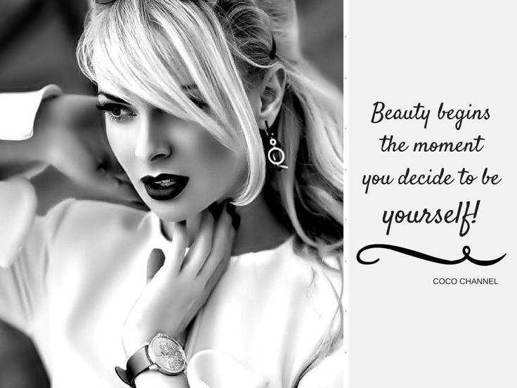 Γιατί η ομορφιά είναι θέμα επιλογής!