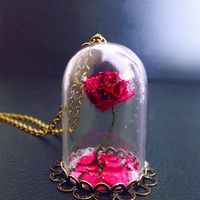 Beauty and the best Disney necklaces!