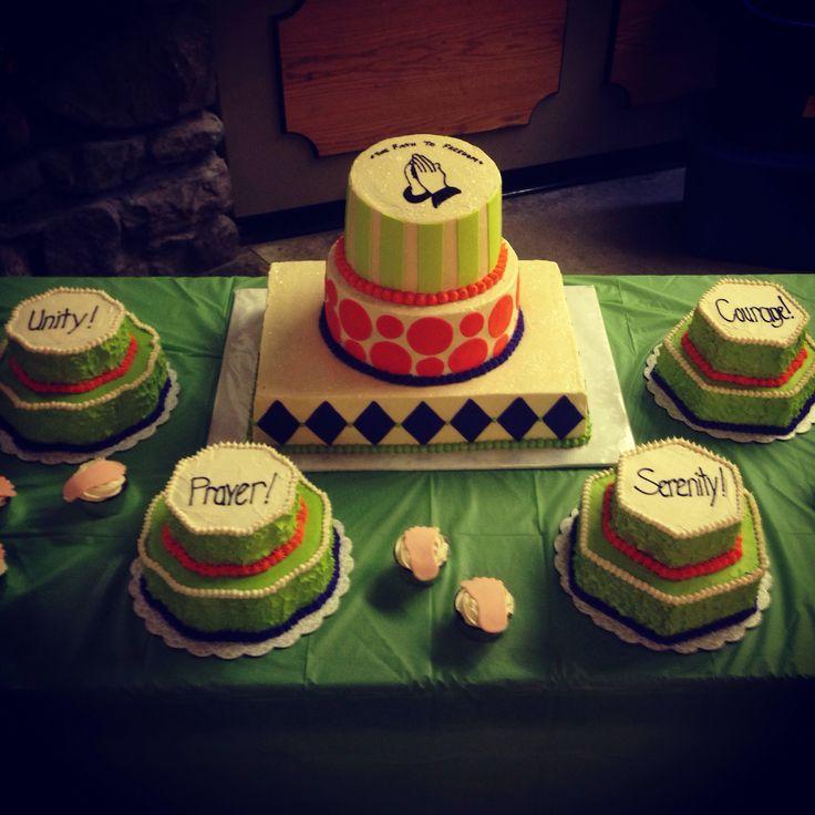 AA round up cake