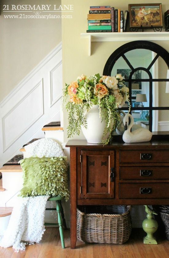 2016 spring home tours and kitchen reveal - Beautiful Home Tours