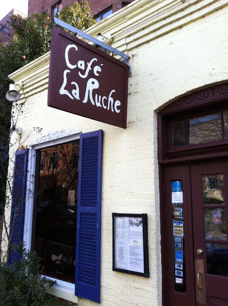 Cafe La Ruche Georgetown Dc