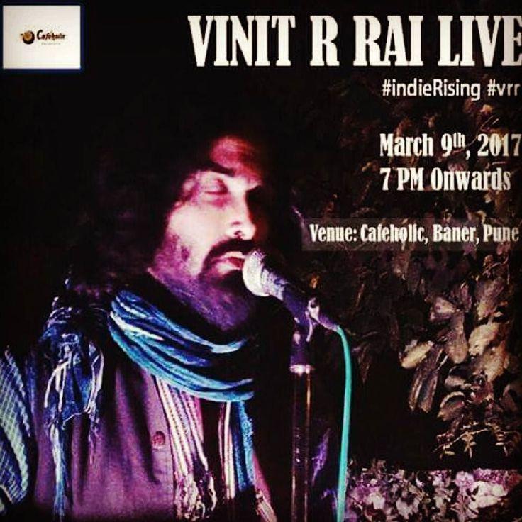 #vrr #indierising #cafeholicpune #liveperformance #gig #retrofied