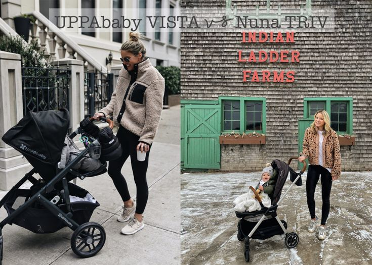 UPPAbaby Vista vs. Nuna TRIV - Styled Snapshots in 2020 ...